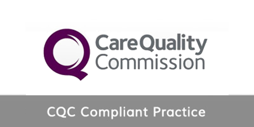 Canford Cliffs Dental is a Care Quality Commission (CQC) Compliant Practice